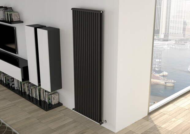 Как выбрать радиатор при панорамном остеклении
