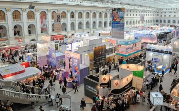 В Москве с 4 сентября возобновится проведение выставок и конгрессов
