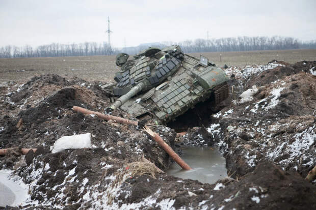 Лютый месяц для ВСУ: 6 лет назад захлопнулась крышка Дебальцевского котла