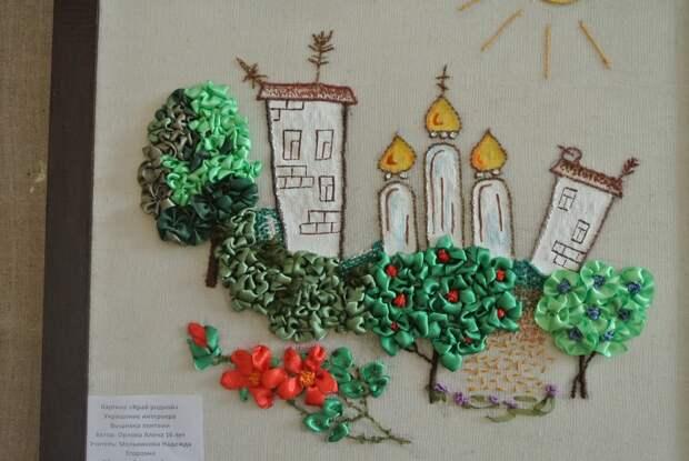 Конкурс работ  прикладного творчества «Радуга идей Ангарских детей»