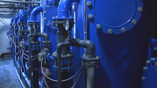 Водозаборные узлы начали устанавливать в малых населенных пунктах Подмосковья