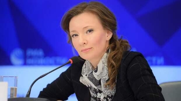 Детский омбудсмен Кузнецова приняла участие в голосовании на выборах в Госдуму