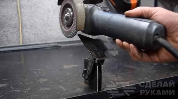 Как сделать магнитный держатель для болгарки