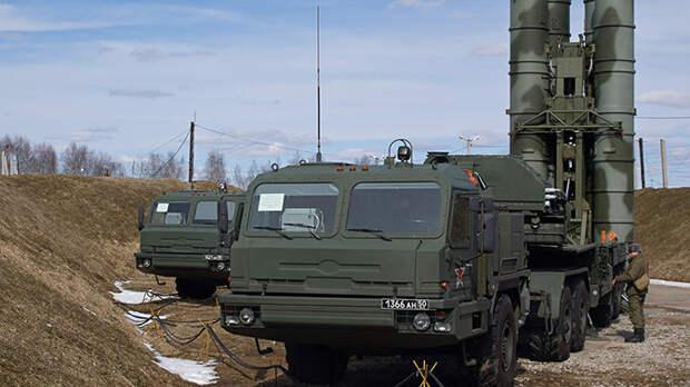 Шаманов рассказал о попытках копирования С-400