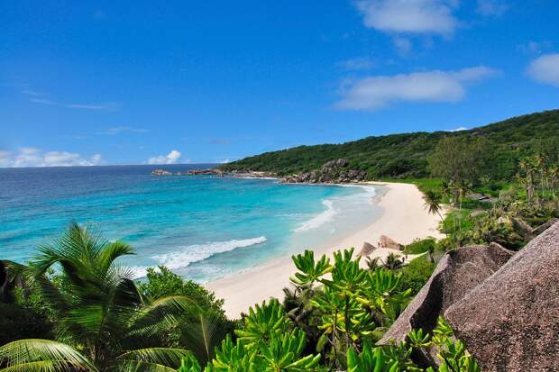 Пляж Ансе Лацио на Сейшелах