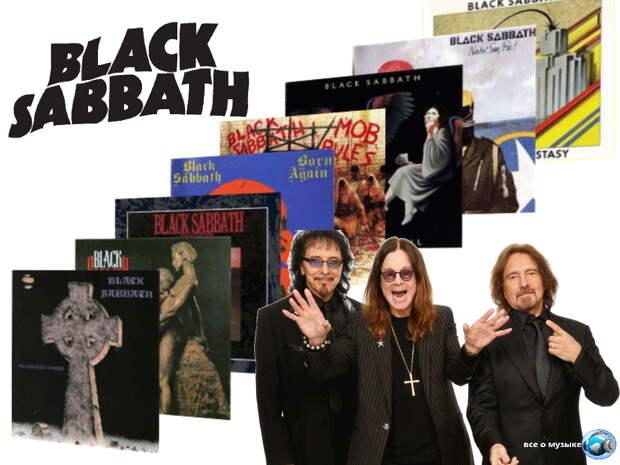 Обзор альбомов самой таинственной хэви-метал группы - 2я часть