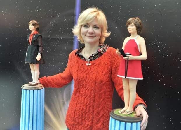 Наталья Мурашкевич в 45 так же обаятельна, как в юности | Фото: woman.r