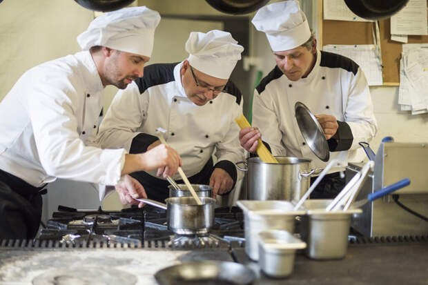 День повара: как профессионалы становятся звёздами