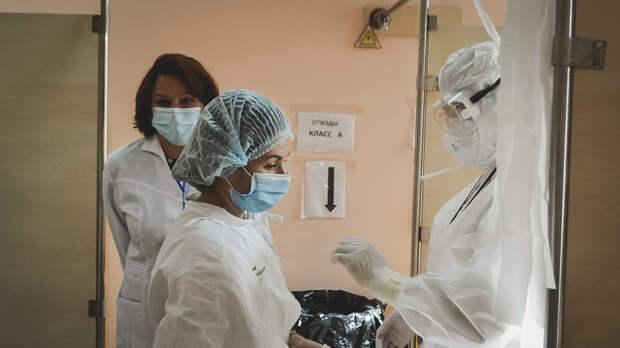ВРостовской области привитые врачи вновь заразились коронавирусом