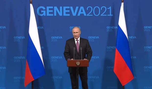 Александр Роджерс: Путин фактически сказал, что мы вернулись
