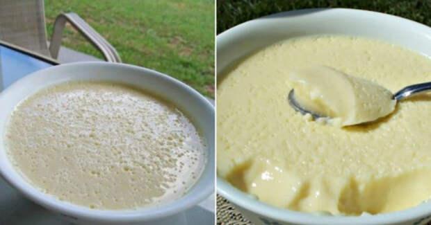 Быстрый десерт за 5 минут: легкий и вкусный!