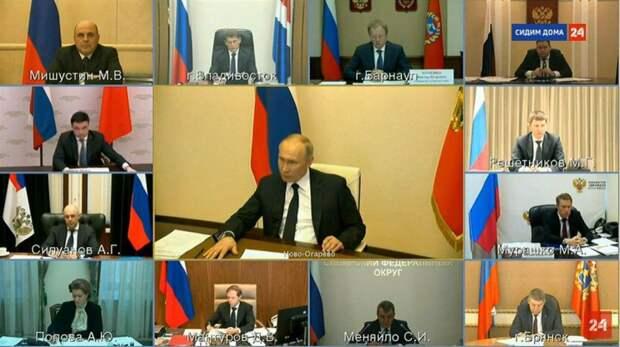 ⚕ Путин назначил дополнительные выплаты врачам
