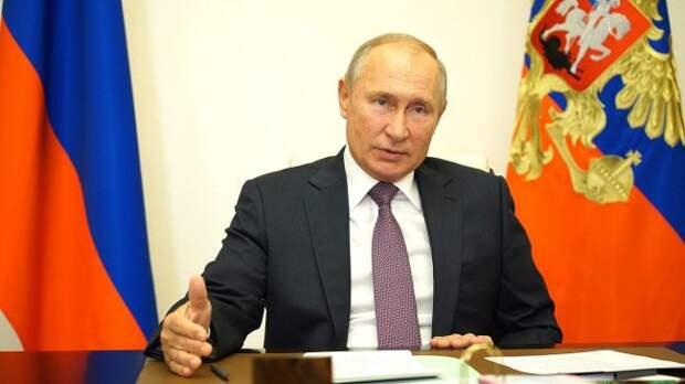 Путин встретится слидерами думских фракций