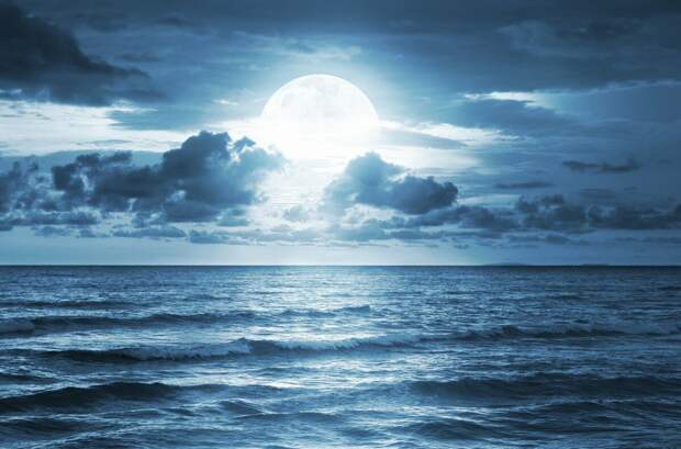 Юнный Океан. Когда Земля стала Салярисом.