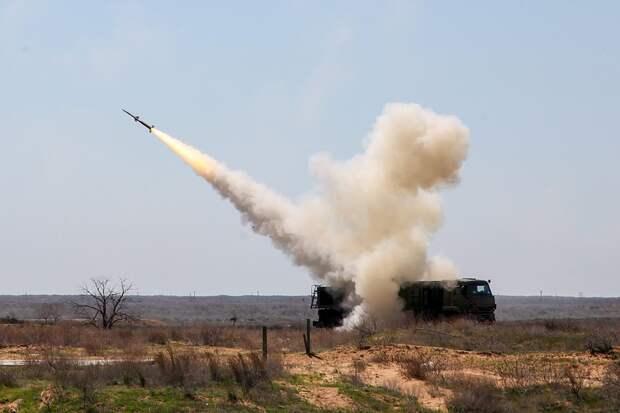 Раскрыты детали массированной атаки турецких беспилотников на Панцирь-С в Сирии