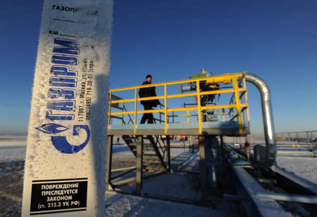 Бованенковское Газпром