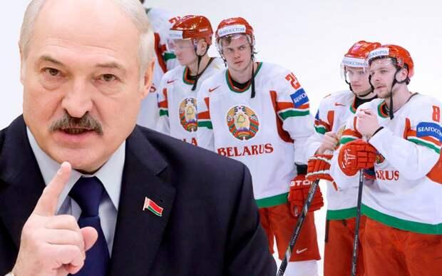 Представьте, что вы— Александр Лукашенко. Как накажете белорусских спортсменов ичиновников? Игра Sport24