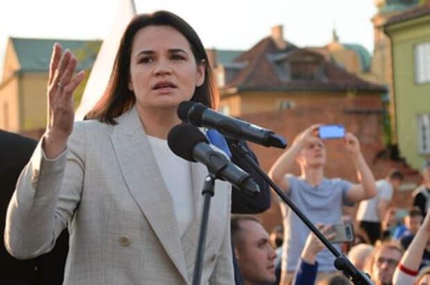 Тихановская отреагировала на отказ Тимановской возвращаться в Белоруссию