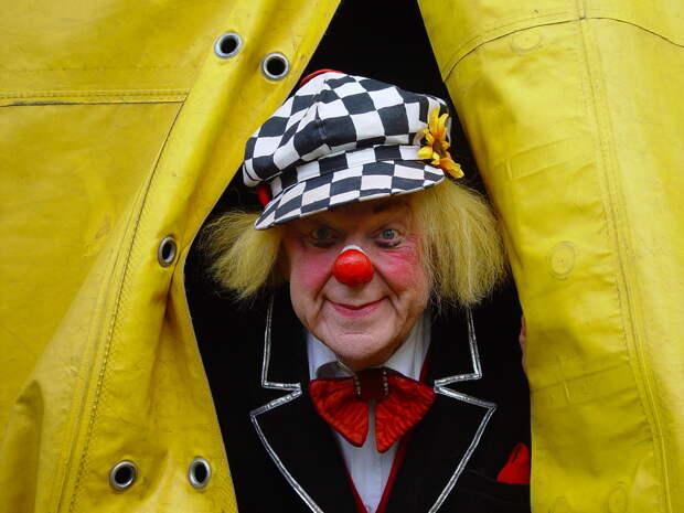 «Солнечный клоун» Олег Попов возвращается в рекламе McDonald's