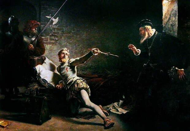 Убийство Сванте Стуре - Шведская «Игра Престолов»: безумец и его братья   Warspot.ru