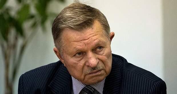 Украинский генерал Лопата призвал выкопать канал на границе с Крымом
