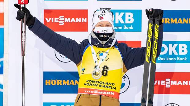 Васильев ответил норвежскому биатлонисту Бе: «Пускай смотрят на себя в зеркало, легализованные допингисты»