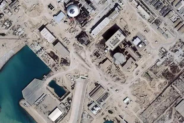 АЭС Бушер Иран санкции