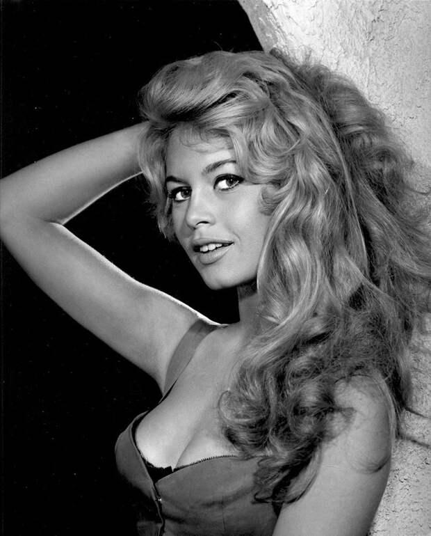 Brigitte Bardot by Yousuf Karsh