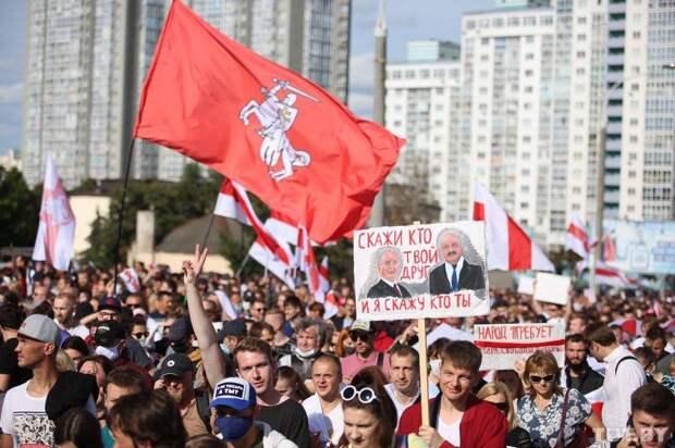 Польские кукловоды минских майданщиков меняют тактику
