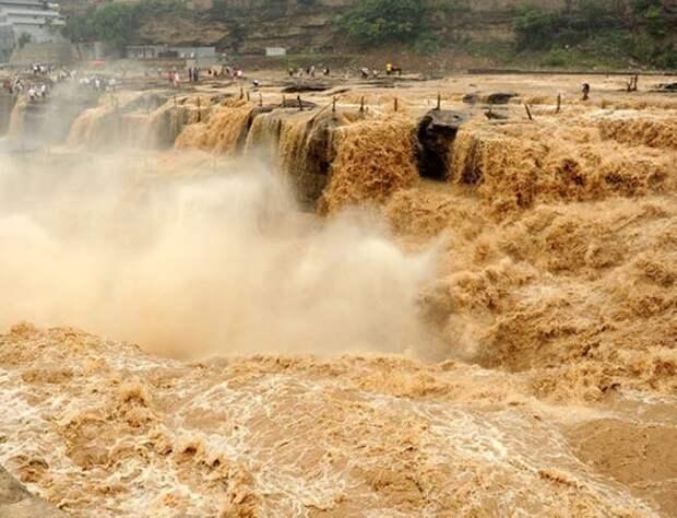 Катастрофа пятая: Великое китайское наводнение древность, жертвы, землетрясение, извержение вулкана, история, катастрофа