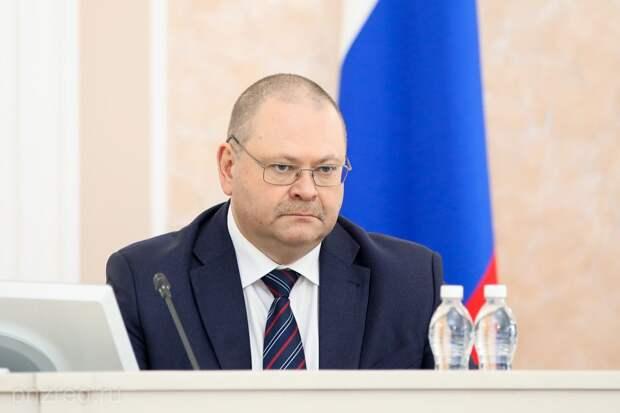 Полпред президента в ПФО представил врио губернатора Пензенской области