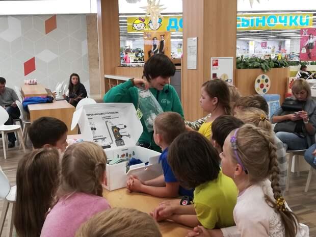Уроки о раздельном сборе отходов пройдут в школах и детских садах Ижевска