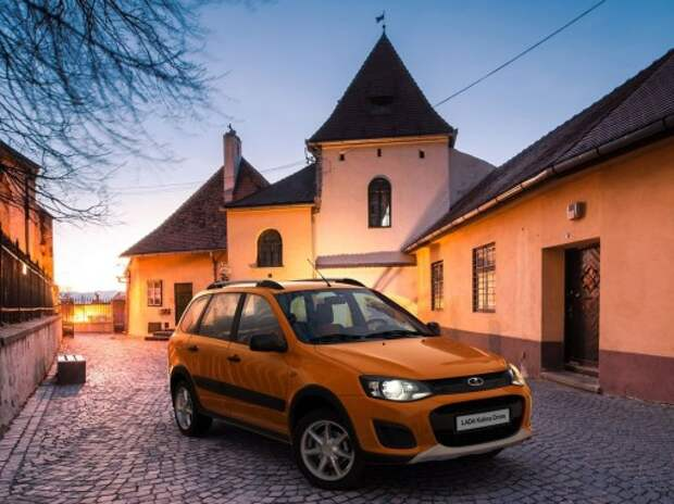 АВТОВАЗ направит до 500 млн рублей на рекламу Lada до 2017 года