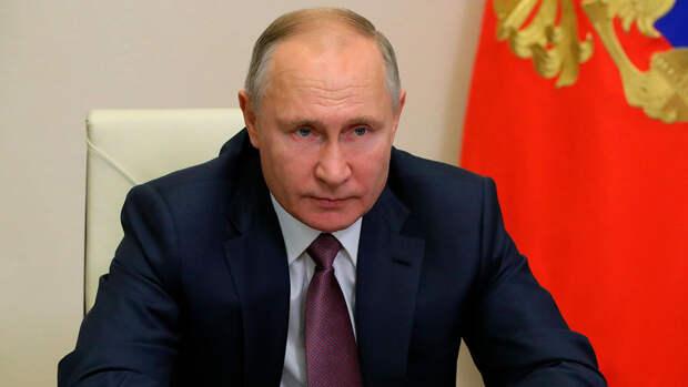 Путин напомнил, что Красная армия спасла Европу и мир от порабощения