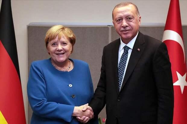 «Меркель и Эрдоган отымели Украину», – киевский политолог