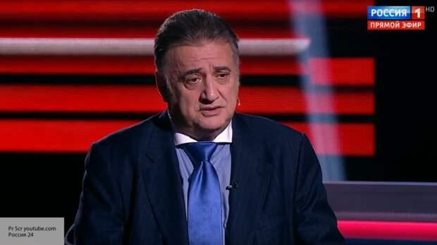 Багдасаров: Пока в США беспорядки, Россия должна вернуть в свое лоно Юго-Восток Украины