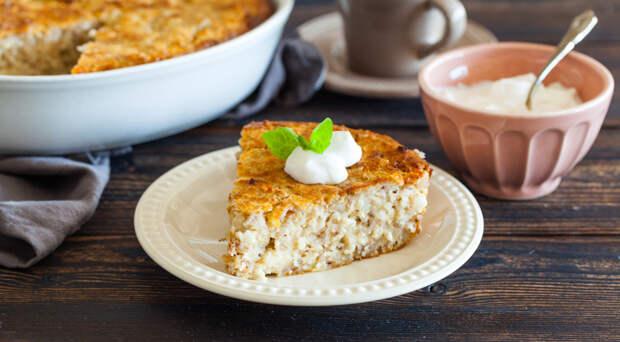 Запеканка из вчерашней гречки: блюдо к завтраку