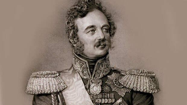 С такими генералами в бою достигается невозможное: Генерал-фельдмаршал И.Ф.  Паскевич