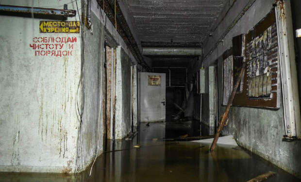 Невзрачный киоск скрывал вход под землю: поисковики спустились с камерой и нашли заброшенный бункер