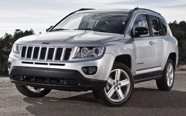 В России отзывают небезопасные автомобили Chrysler, Dodge и Jeep