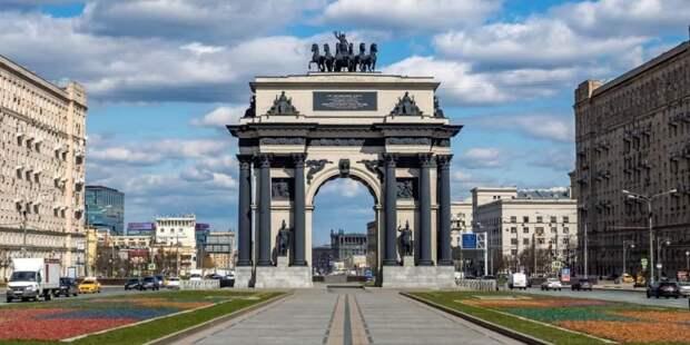 Сергунина: В Москве отреставрируют семь памятников героям Отечественной войны 1812 года. Фото: Пресс-служба Департамента культурного наследия города Москвы