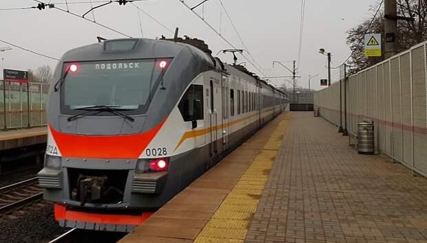 Движение поездов ограничат на участке Каланчевская— Курская МЖД 23–31 мая
