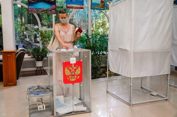 На Кубани начался второй день досрочных выборов