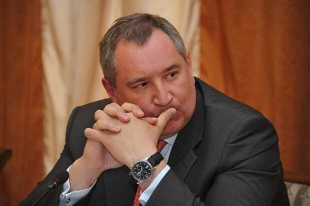 Рогозин: США может получить ответственность за российский сегмент МКС