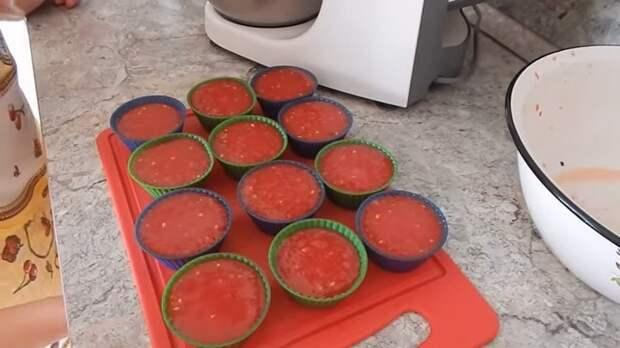 Отличные идея для реализации: когда некуда девать помидоры