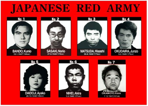 Японская Красная армия