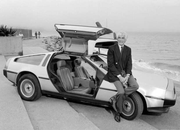 Вот такая красивая и грустная история. delorean dmc-12, dmc-12, авто, автодизайн, автомобили, делореан, машина времени, назад в будущее