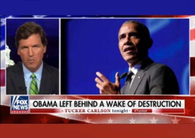 Fox News: анархисты разваливают США — с благословения демократов