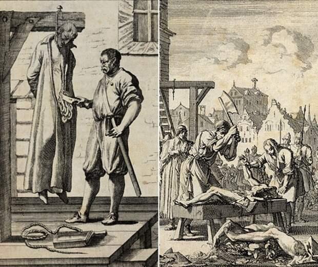 Кого в Европе любили обвинять в людоедстве