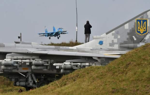 Девять из десяти оставшихся у Украины боевых самолётов гниют без ремонта из-за разрыва с Россией